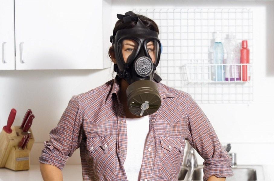 Неприятные запахи в Набережных Челнах